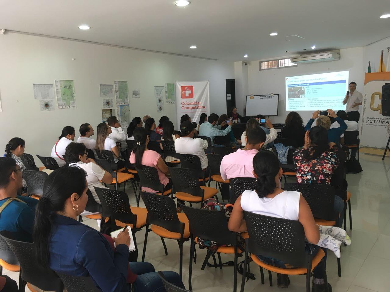 Turismo para la competitividad: Experticia suiza para Putumayo y Llanos Orientales