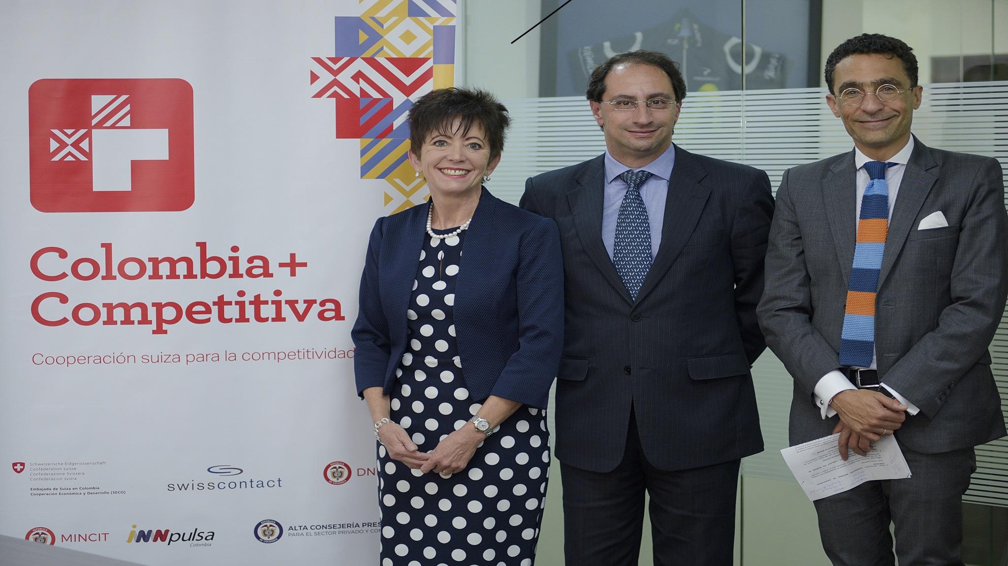 Rueda de Prensa: Ganadores Convocatoria 2018